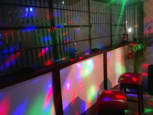 cumpleaños neon en sala de eventos coapa