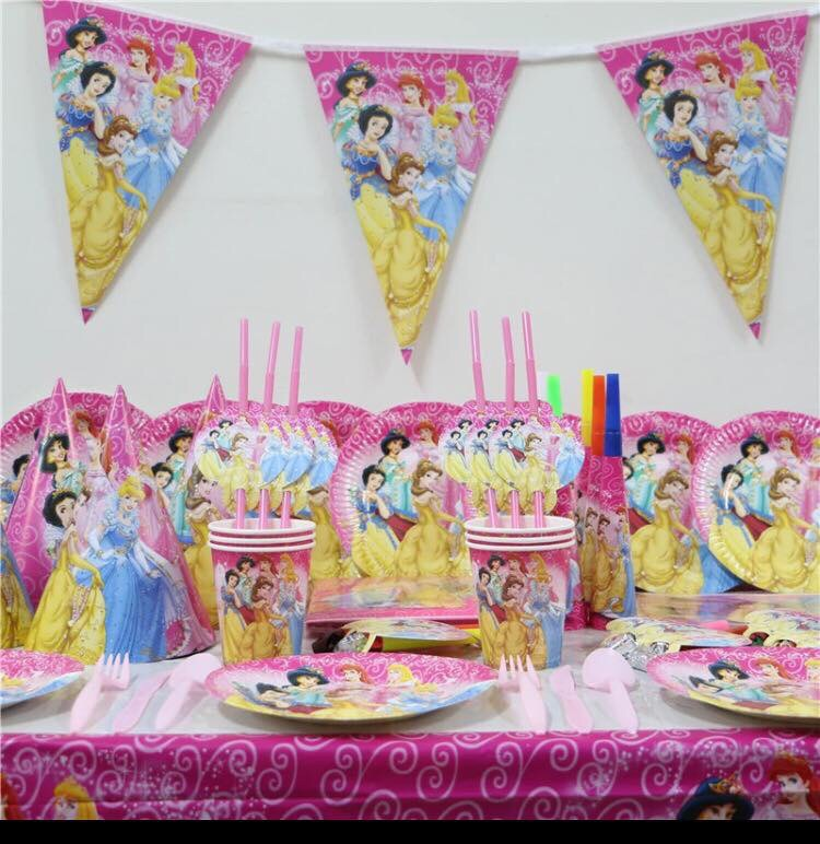 Cumplea os princesas disney en mercado libre - Fiestas de cumpleanos de princesas ...