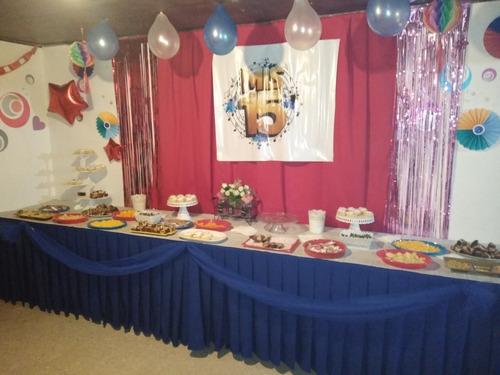cumpleaños y eventos varios