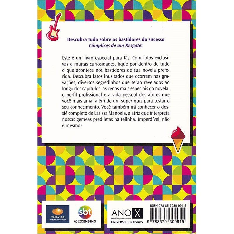 e59cd9c9c1aec Cúmplices De Um Resgate - Edição Oficial Para Fãs - R  25,00 em ...