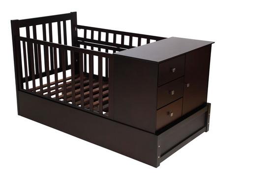 Cuna Aranjuez Color Negro - $ 7,000.00 en Mercado Libre