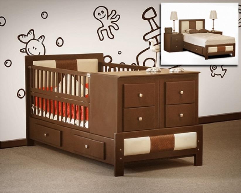 Cuna cama 240 en mercado libre - Juego de cama para cuna ...