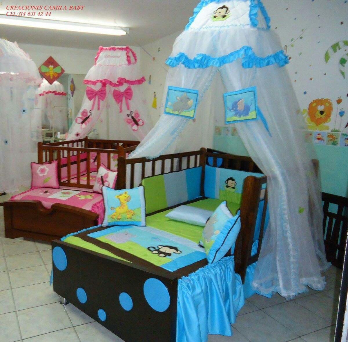 Muebles para bebes en colombia for Cama y cuna
