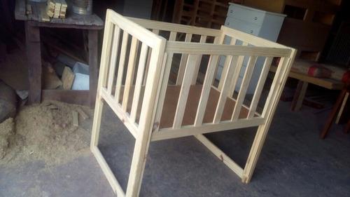 cuna colecho de madera oferta