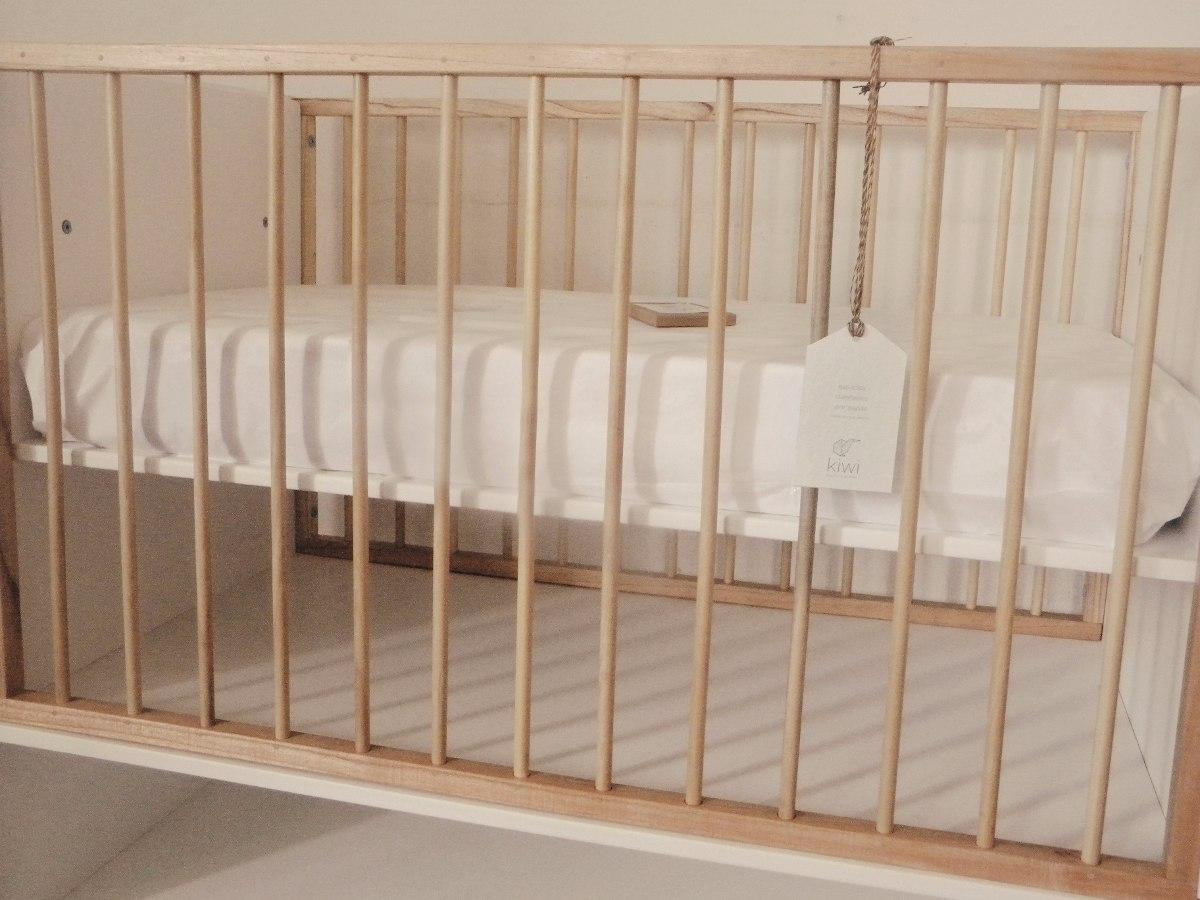 Cuna Colecho Diseño Nórdico C/colchón - Mueble Cambiador - $ 14.000 ...