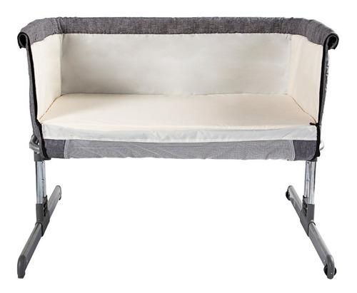 cuna colecho para bebe side by side - bebesit (6042gy)