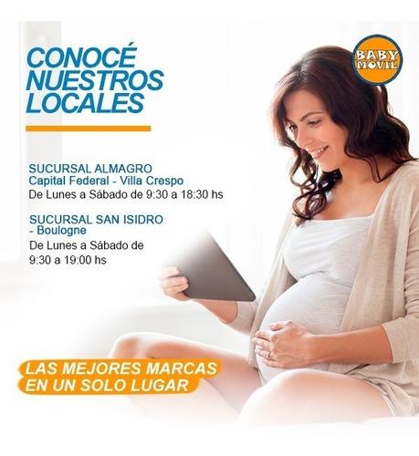 cuna colecho practicuna bebe geminis mega baby babymovil
