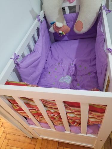 cuna completa con colchón nueva