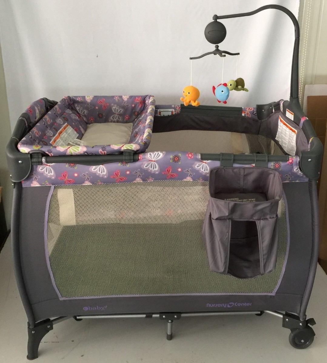 Cuna Corral Bebe E Baby Nuevo S 360 00 En Mercado Libre