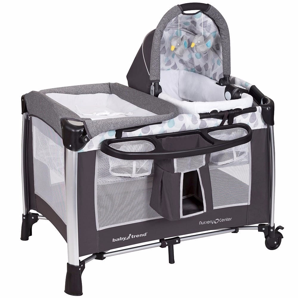 Set Up Graco Baby Bed