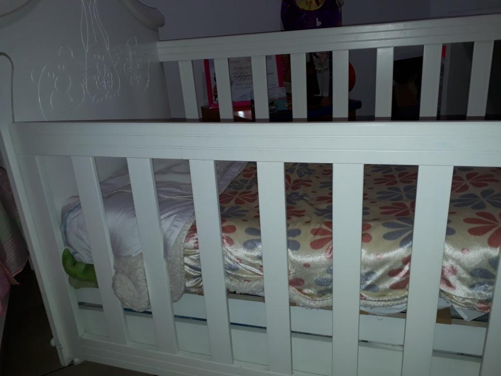 Cuna De Madera Impecable 1 800 00 En Mercado Libre # Muebles Nanitas Cordoba