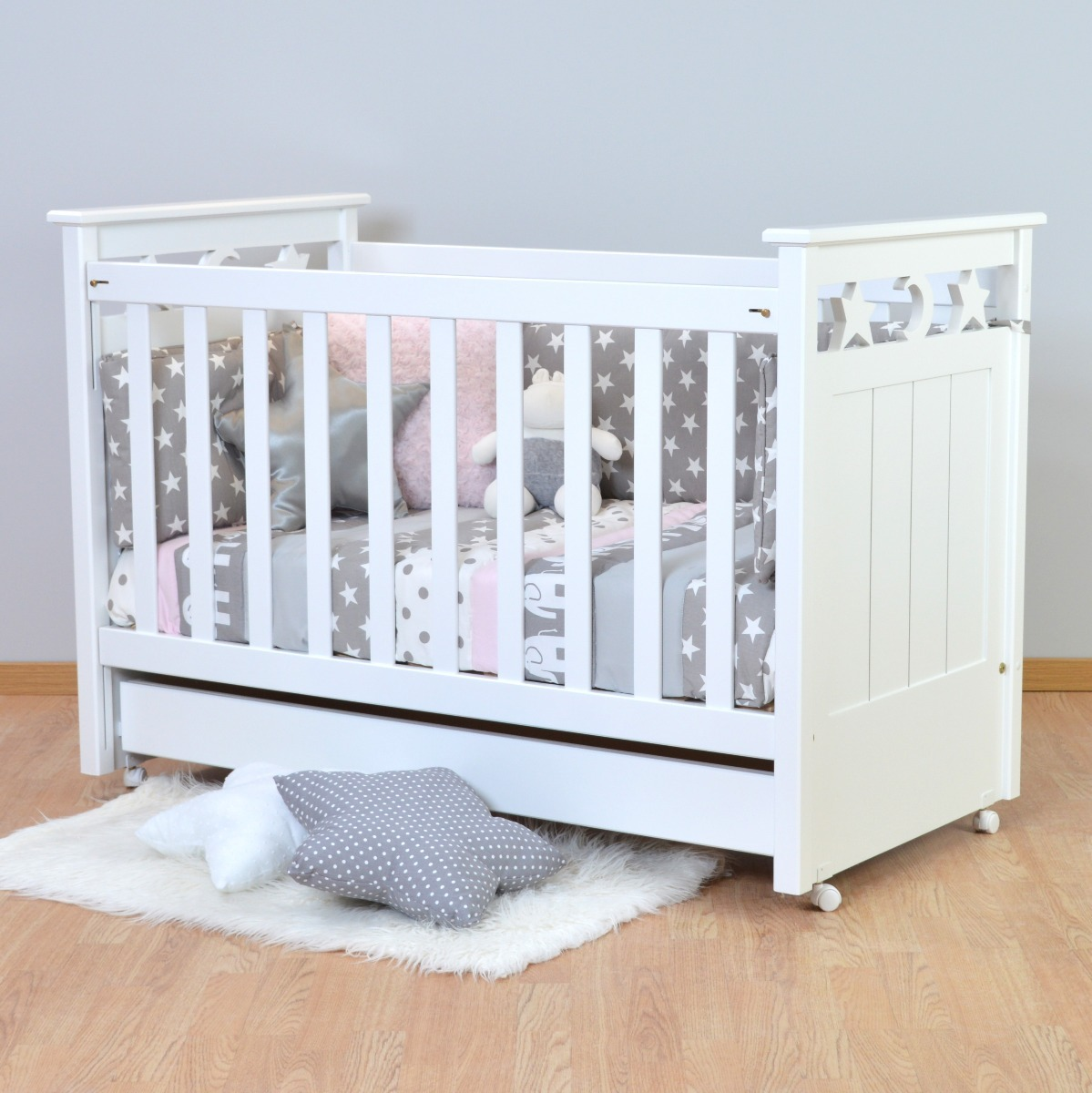 Asombroso Cunas Para Bebés Se Dirigen A Los Muebles Motivo - Muebles ...