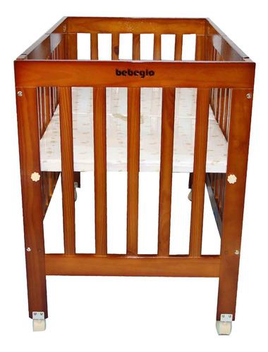 cuna madera plegable bebeglo rs-810