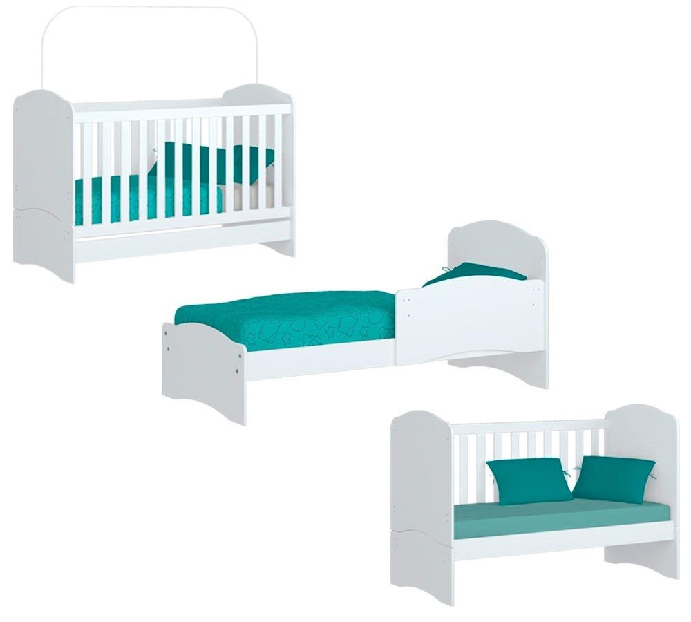 Asombroso Cuna 3 En 1 Muebles Transformables Viñeta - Muebles Para ...
