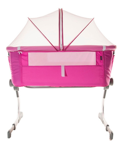 cuna moises colecho bebe napper kiddy con mosquitero