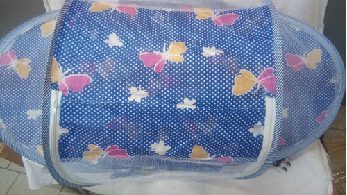 cuna mosquitero plegable para bebé, solo para hembras