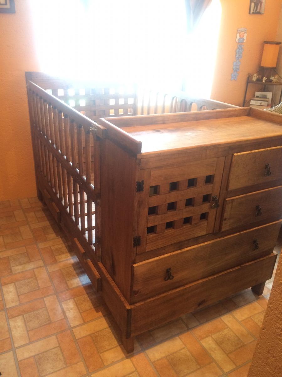 Cuna Nueva. Muebles Unión. - $ 4,675.00 en Mercado Libre