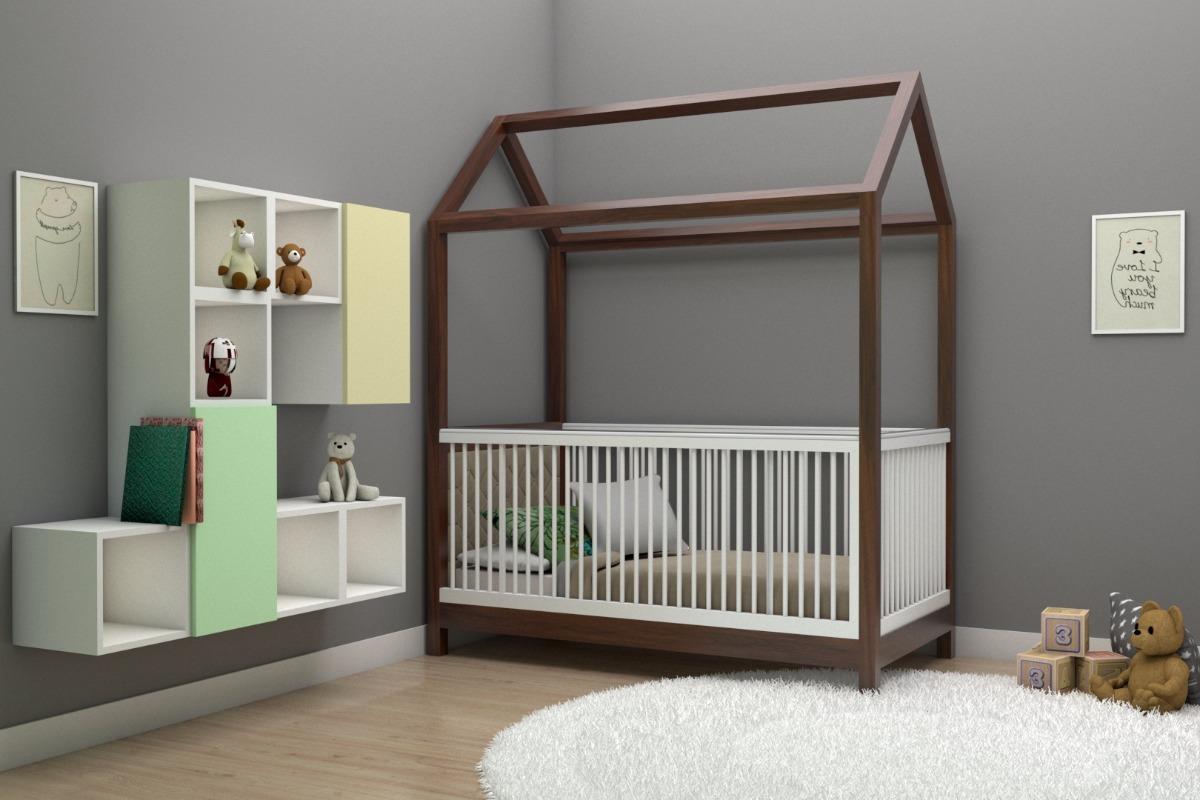 Encantador Camas De Beb Ilustración - Ideas de Decoración de ...