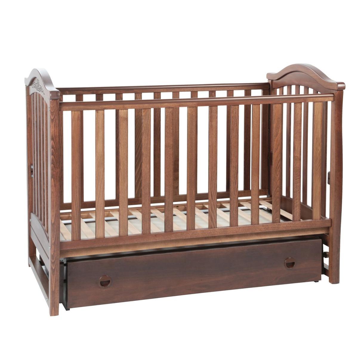 Cuna Para Bebé Con Cajones Muebles Muebles Acu2 - $ 260.000 en ...