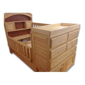 Cuna Para Bebé. Muebles Unión