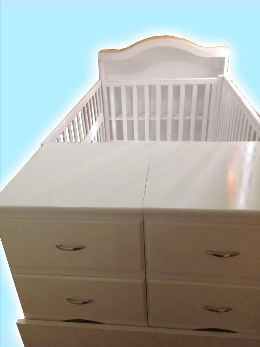 Cuna Para Bebe. Muebles Unión. - $ 8,750.00 en Mercado Libre