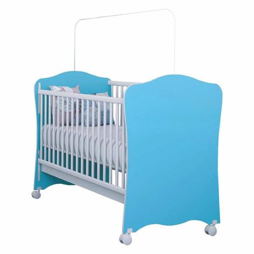 cuna simple para bebe en varios colores