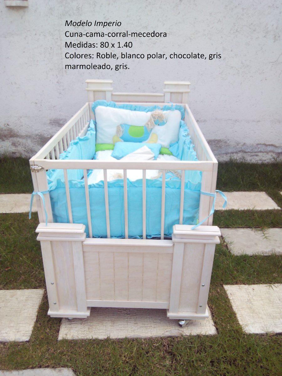 Cunas Lujosas Para Bebé Muebles Para Bebé Camas Buro Corral ...