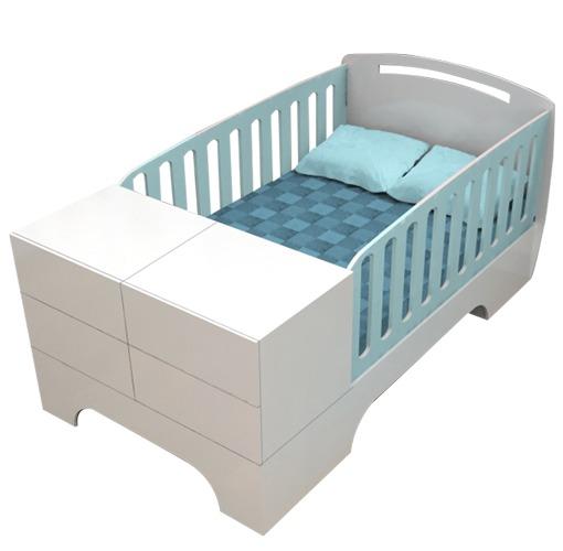 Mercadolibre cunas para bebes df for Recamaras para ninas df