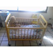 Cuna Marca Cuite Baby Nueva Facil Traslado Pequeños Espacios