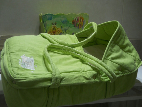 cunita bebe + alfombra didactica