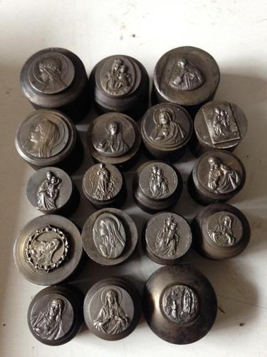 cuños medallas religiosas