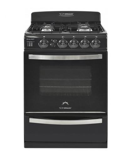 cuotas - cocina ormay galant con valvula de seguridad negra