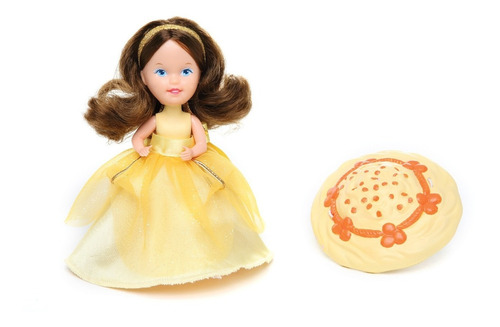 cupcake surpresa bela princesas disney estrela bonellihq l18