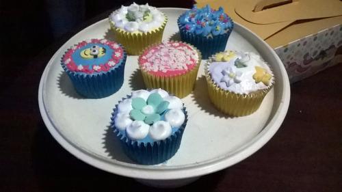 cupcakes 100% artesanales!!!