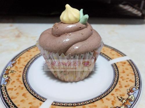 cupcakes 100% artesanales