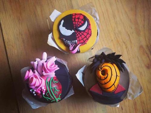 cupcakes de cualquier temática y para todo tipo de evento