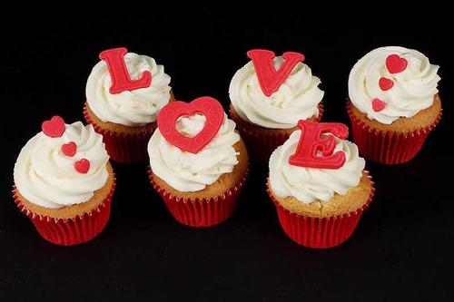 cupcakes decolorados