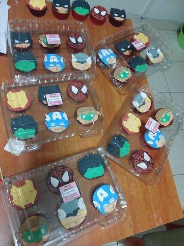 ***cupcakes decorados***