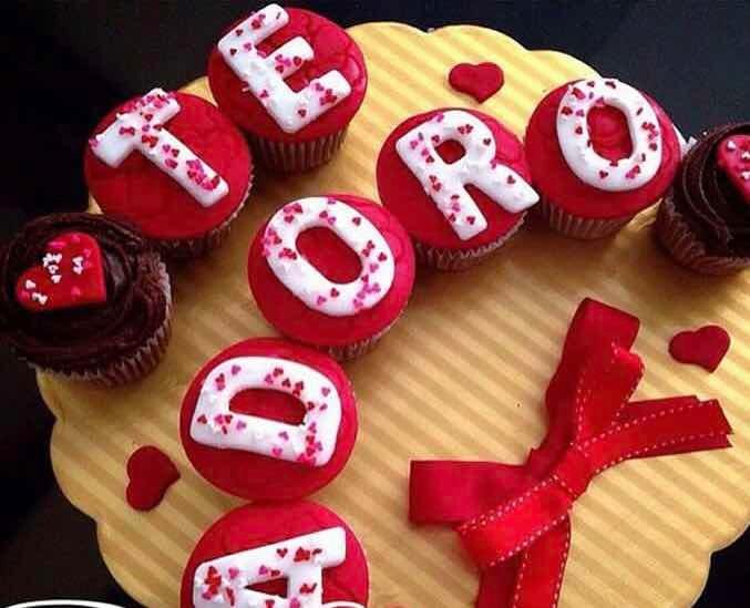 Cupcakes Decorados Cumpleanos Aniversario Amor 500 00 En