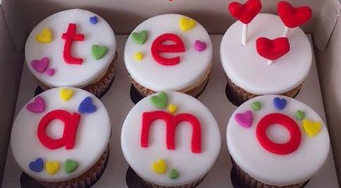 Cupcakes Decorados Para 14 De Febrero San Valentin