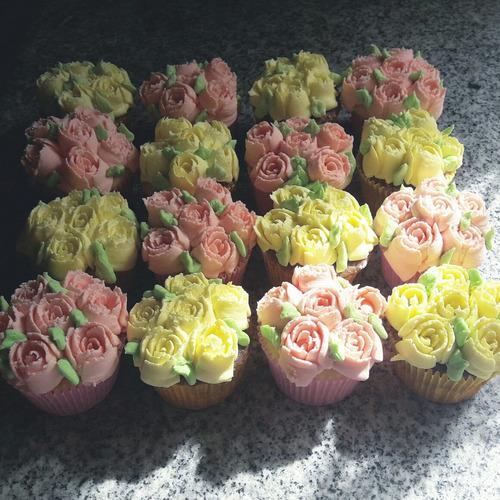 cupcakes personalizados artesanales