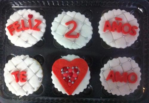 cupcakes y minitortas
