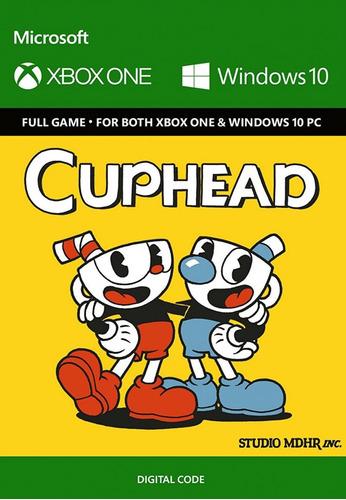 cuphead xbox one entrega inmediata!!!