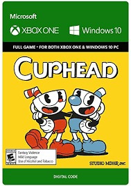 cuphead xbox one - windows 10 - steam - juegos digitales ps4