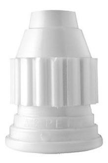 cupla plástica grande (adaptador)