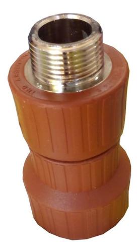 cupla reducción fusión 3/4 a 1 pulgada h3 termofusión metal