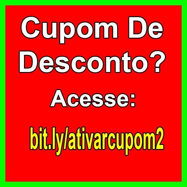 ffbefe87b93f6 Cupom De Desconto Saraiva Americanas Netshoes Dafiti - R  10