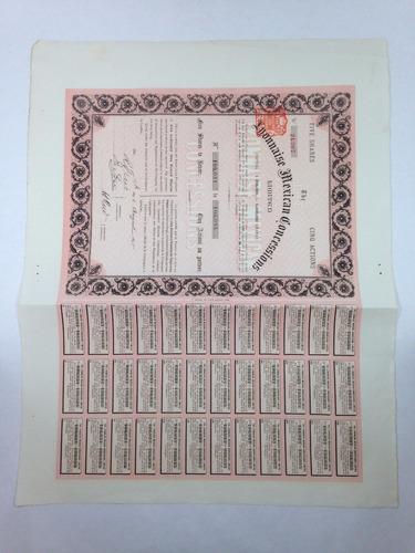 cupones de dividendos (inv 1850)