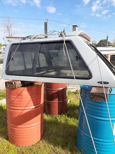 cupula para chevrolet s10 doble cabina