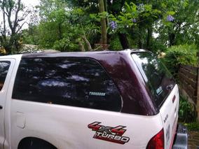 Cupula Toyota Hilux Tronador